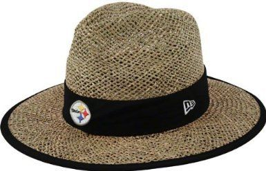 NFL Pittsburgh Steelers Training Camp Straw Hat 707013e616d