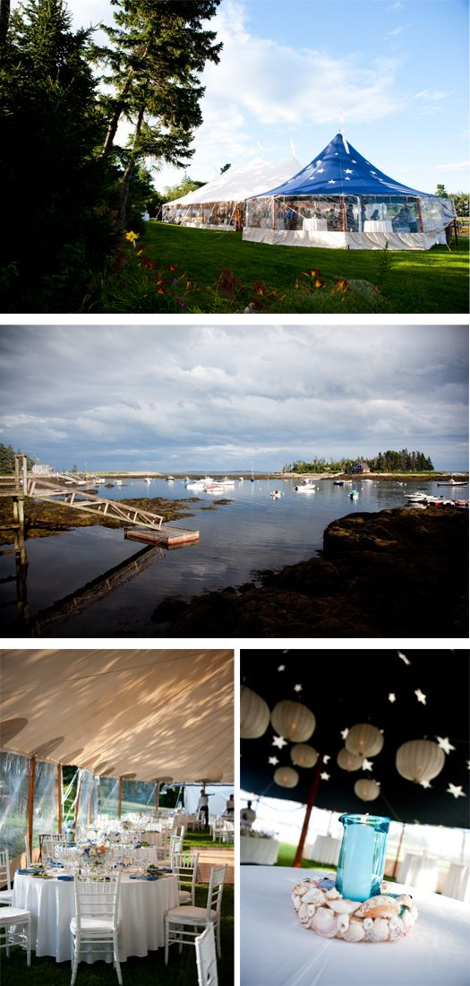 Boothbay Harbor, Maine Wedding A perfect day on the coast