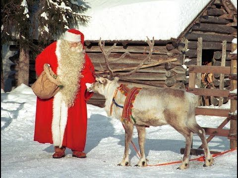 Rovaniemi Lapponia Babbo Natale.I Segreti Delle Renne Di Babbo Natale Lapponia Finlandia