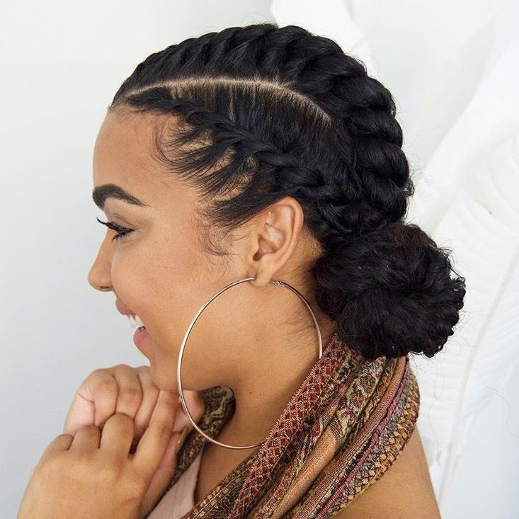 natural black hair cornrow styles don t what to do with your hair check out this 9321 | 680f37daced49ccfef39568ddb38eb67