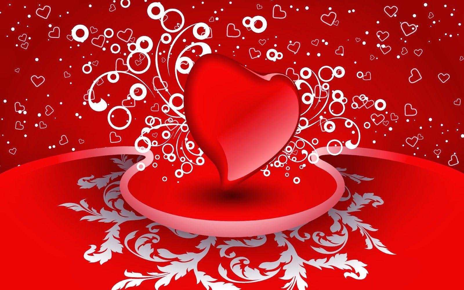 Flight Of Love Valentine Wallpapers