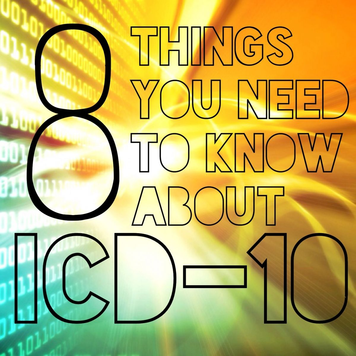 7923a19eb3e3 8 Things You Need to Know Now About ICD-10 | WebPT #ICD10 #compliance