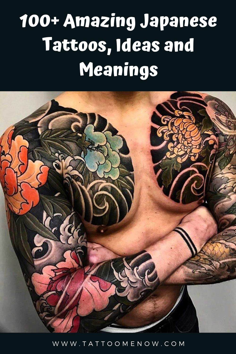 100+ Amazing Japanese Tattoos - Designs, Ideas and Meanings