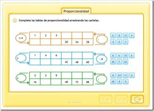 Tema 11 Proporcionalidad Y Porcentaje Proporciones Matematicas Juegos Matematicos Para Niños Matemáticas Para Niños