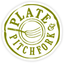 Plate & Pitchfork, 21 and over. Delectable meals made with locally produced ingredients, served with local wines, and the privilege and experience of dining at local farms.