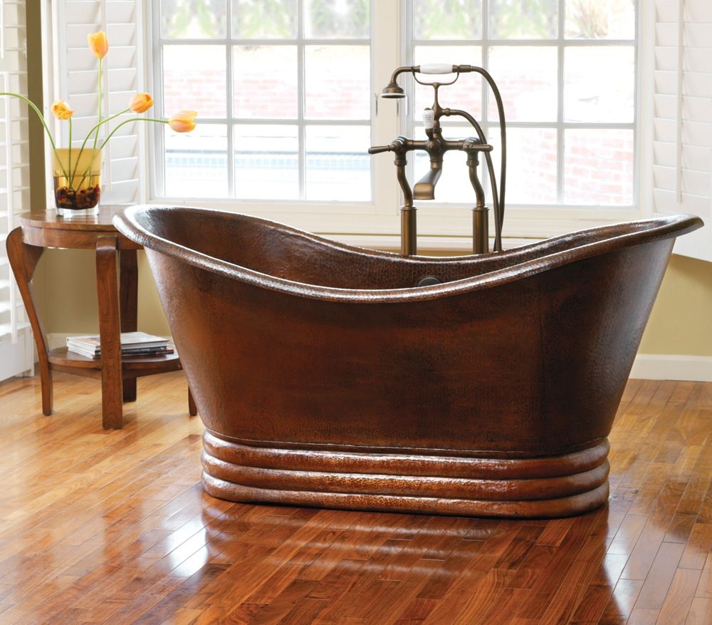 1940s Bathtub Copper Tub Copper Bathtubs Antique Bathtub