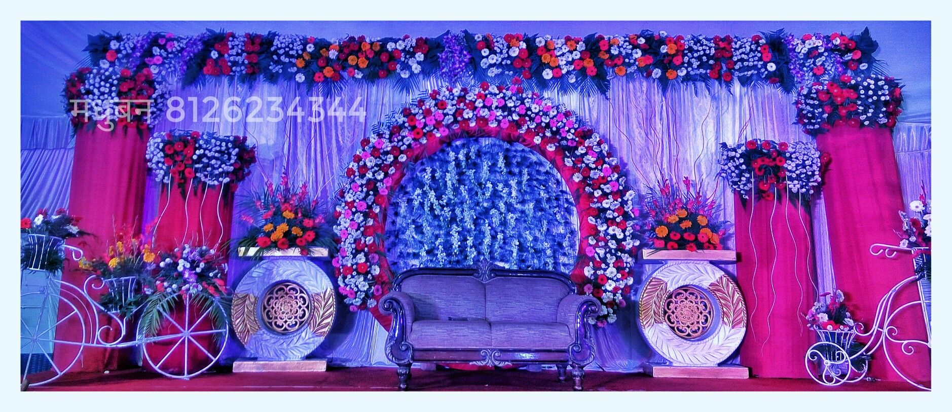 be a guest in your own event vedi mandap design event management in rishikesh wedding planner in rishikesh flower decoration party planner in rishikesh