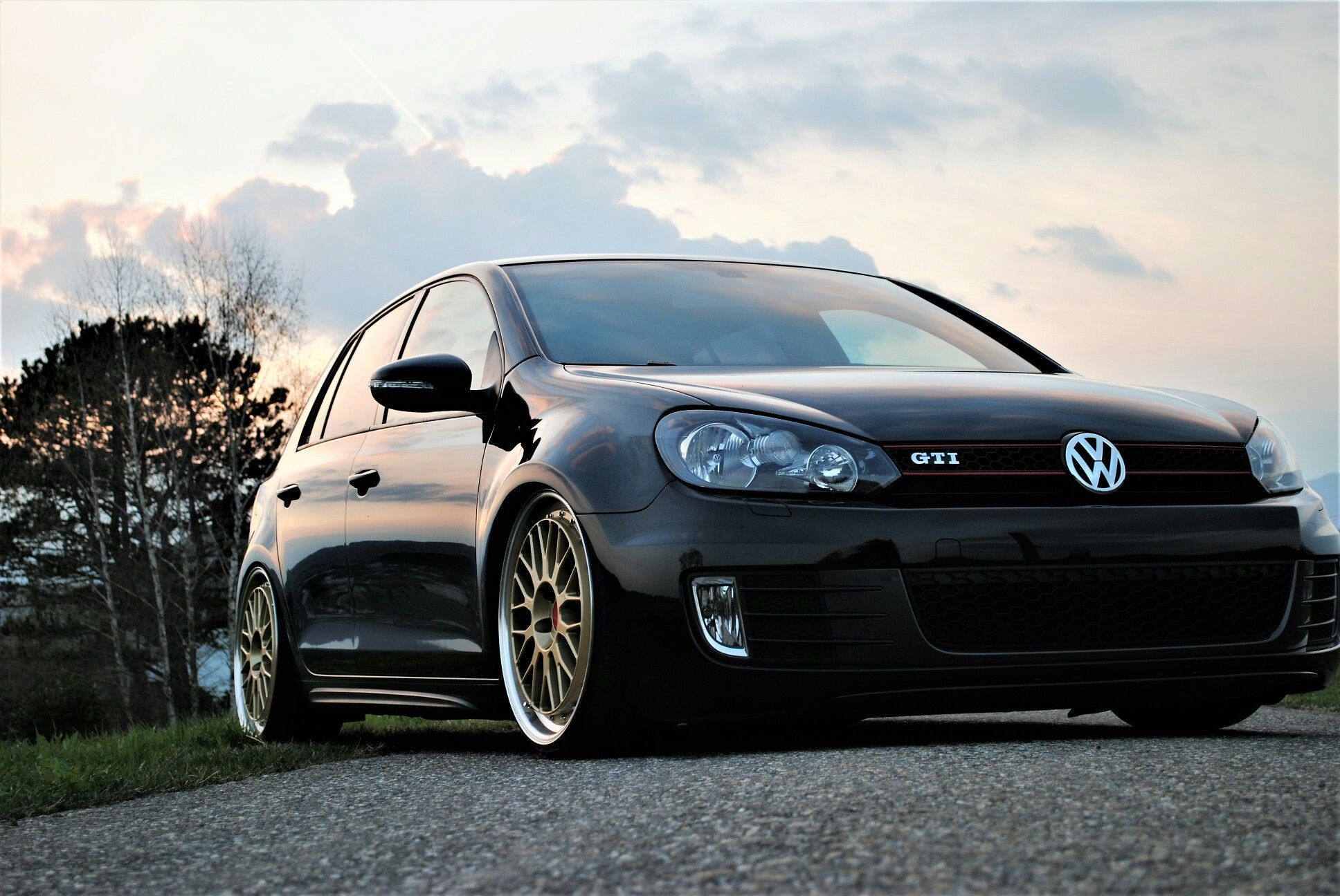 Vw Golf 6 Gti Tuning Shooting By Lili S Carshoot Link