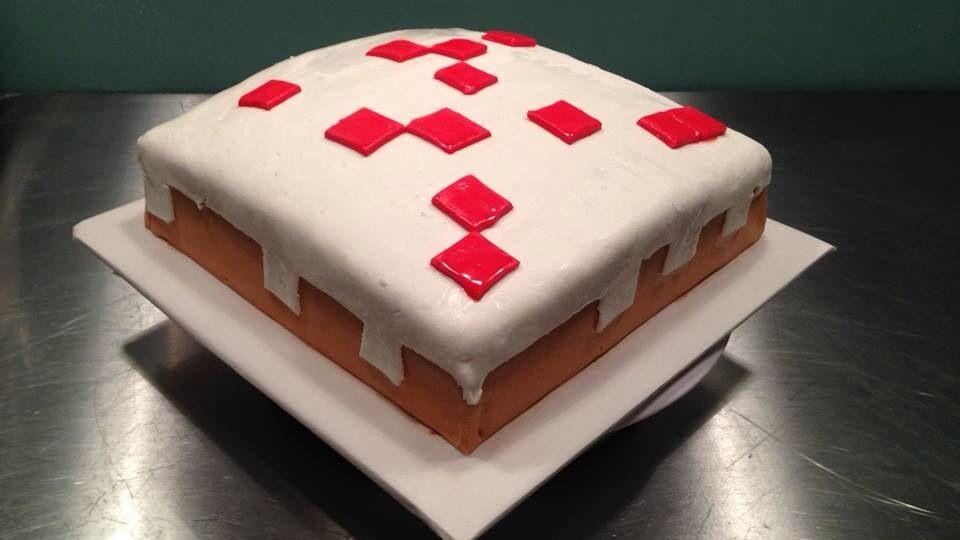 Stampylongnose Birthday Cake Cake Stuff Pinterest Birthday
