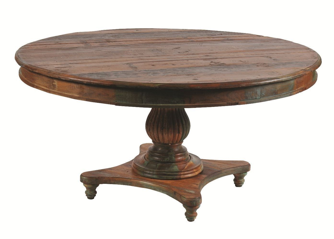 Moti Round Furniture Rainforest Dining Table 31 By 42 By 42 Inch Dining Table Dining Table In Kitchen Traditional Dining Tables
