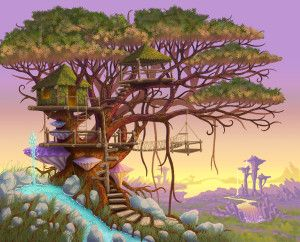 Bible Study - Tangled Branch Treehouse Crafts - Shady Grove ...