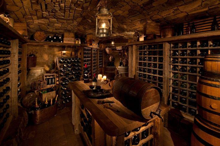 Vintage Distillery Home Wine Cellars Wine Cellar Basement Wine