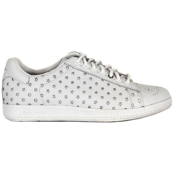 Paul Smith - Shoesrabbit 090h White Trainers found on Polyvore