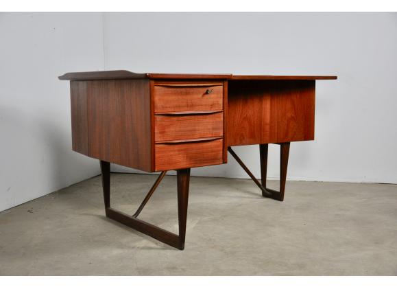 Bureau Boomerang Par Peter Lovig Nielsen Pour Lovig 1950 Bureau