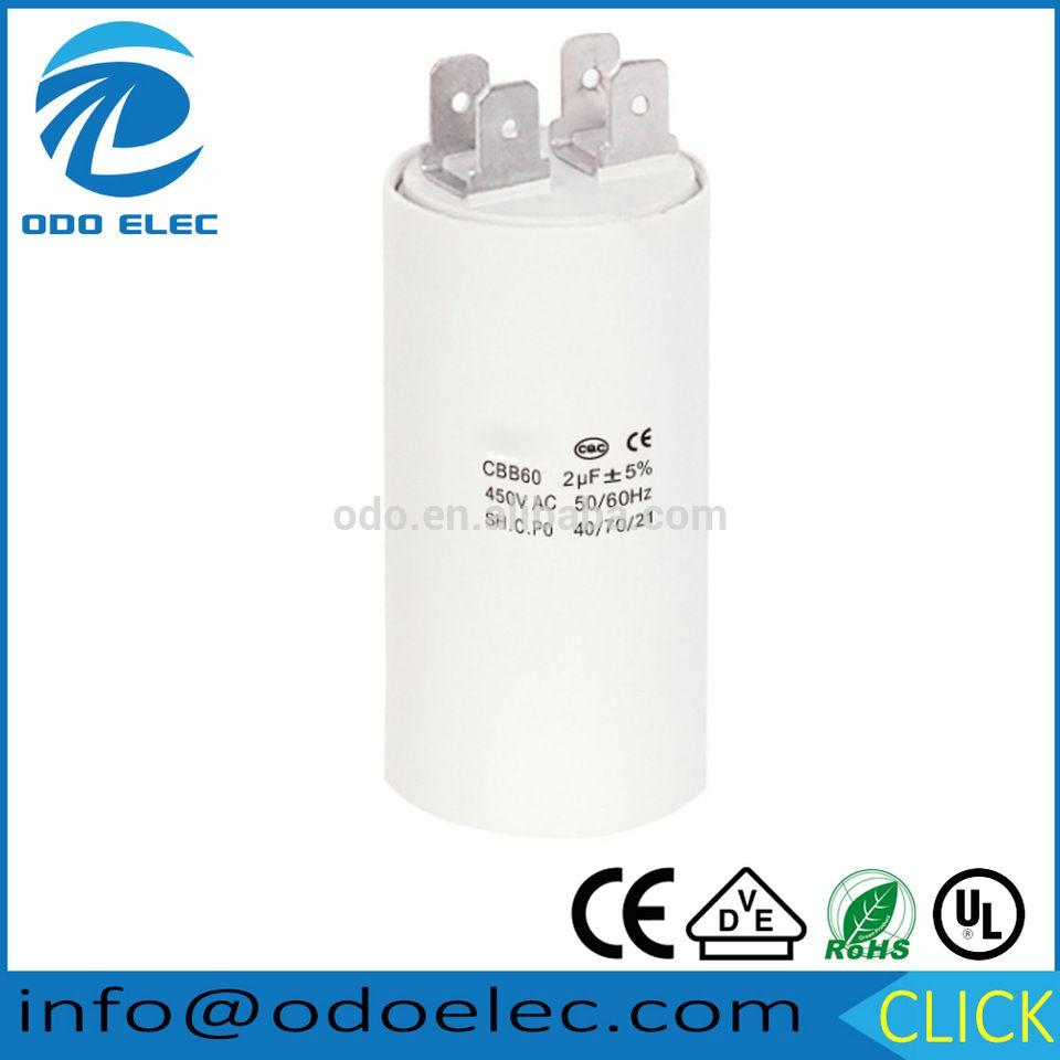 Cbb60 Capacitor 250vac 50 60hz 25 70 21 Capacitor 50th 70th