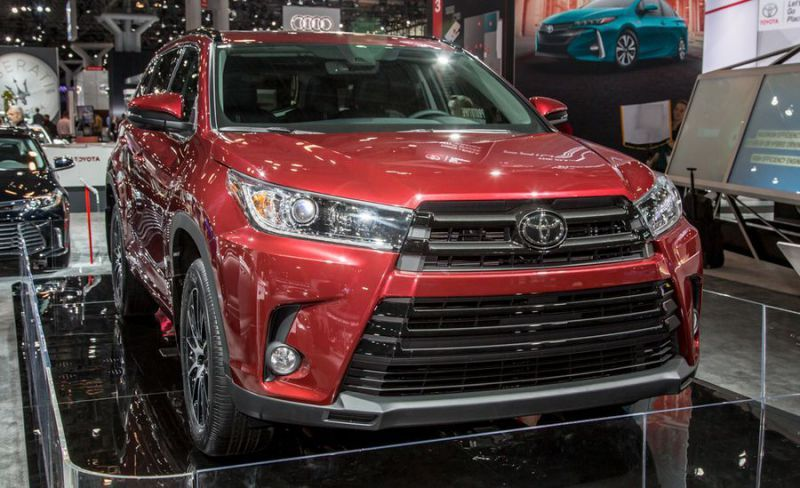 2019 Toyota Highlander Changes, Price, Redesign | New Car ... on