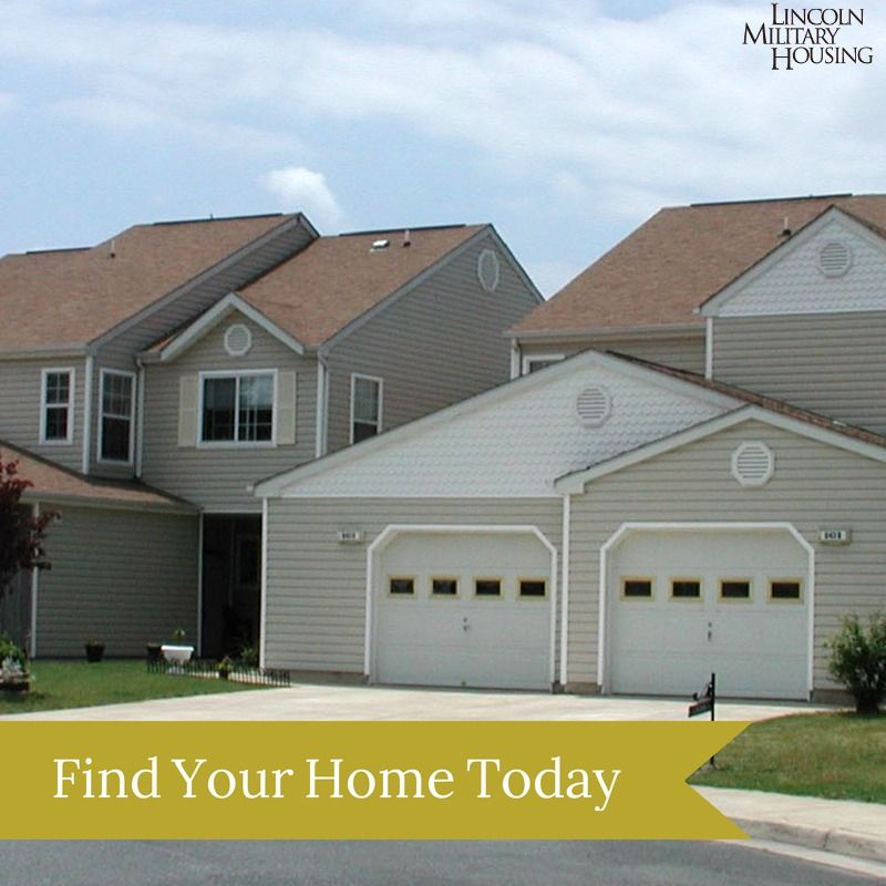 Are You Thinking About Applying For Military Housing Find Out What You Ll Need Here Http Lincolnm Military Housing Lincoln Military Housing Renting A House