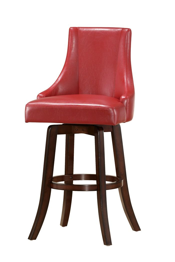 This Bar Stool Swivels And Has Sloping Arms Br450ccr