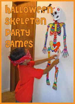 Life Size Printable Skeleton for Anatomy Lesson or ...
