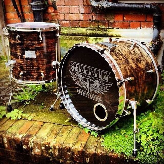 Serenity Drums. Just awesome!