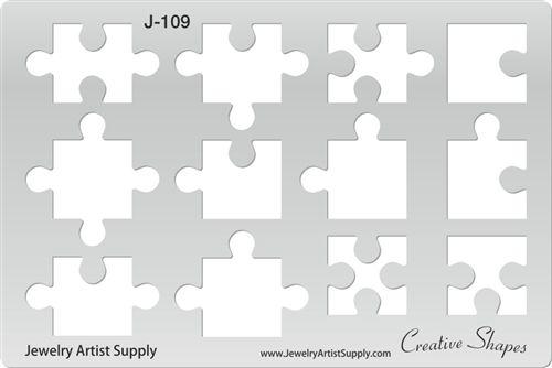 Puzzle Pieces Template  Templates    Puzzle Pieces