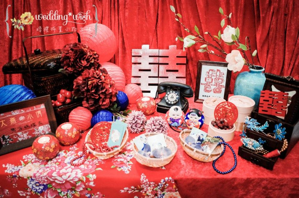 China Wedding Decorations: Pin By HoneyGalzzz On Chinese Wedding Decor
