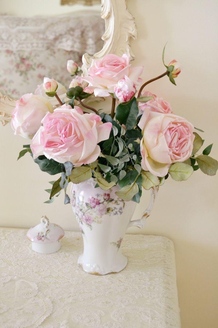 Prachtige roze rozen