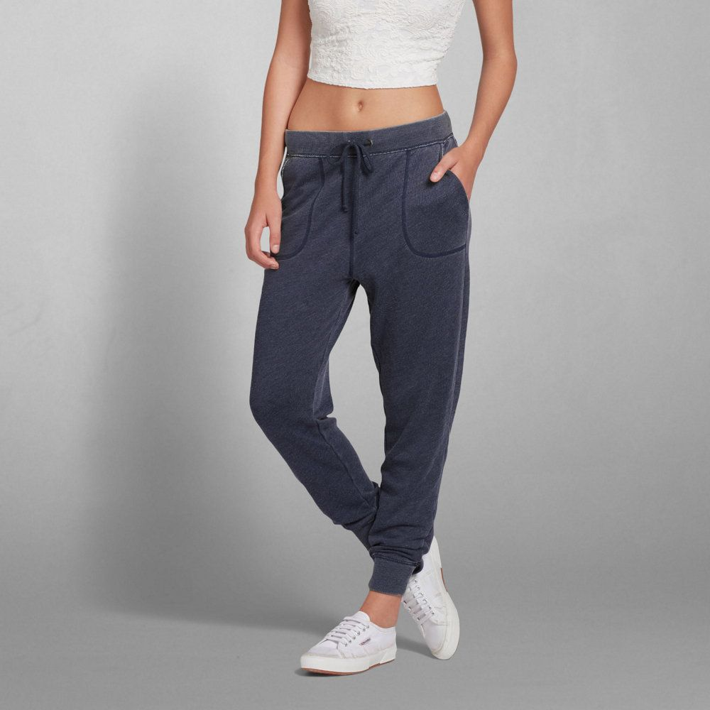 Photo of Womens Sweatpants & Leggings | Clearance | Abercrombie & Fitch
