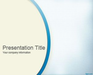 Resume Powerpoint Template  Powerpoints    Template