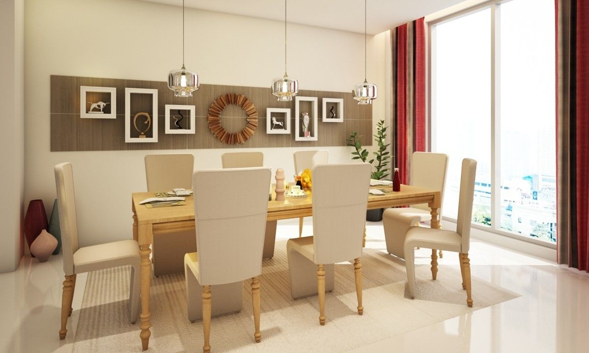 Buy Sand Contemporary Dining Room online in India ...