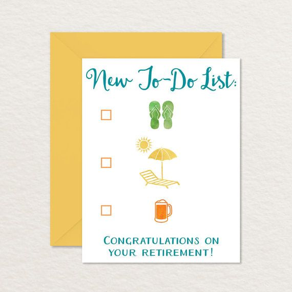 graphic relating to Retirement Card Printable called Pleased Retirement Printable Card / Humorous Retirement Card