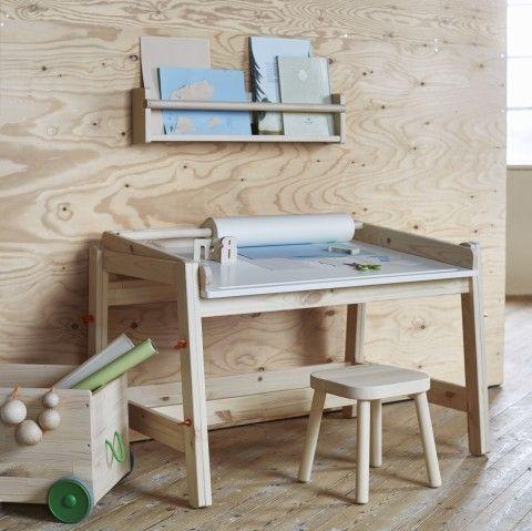 Ikea Flisat Children S Desk And Wall Storage B Room
