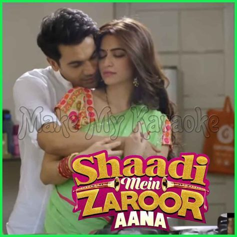 Jogi - Shaadi Mein Zaroor Aana (MP3 And Video Karaoke ...