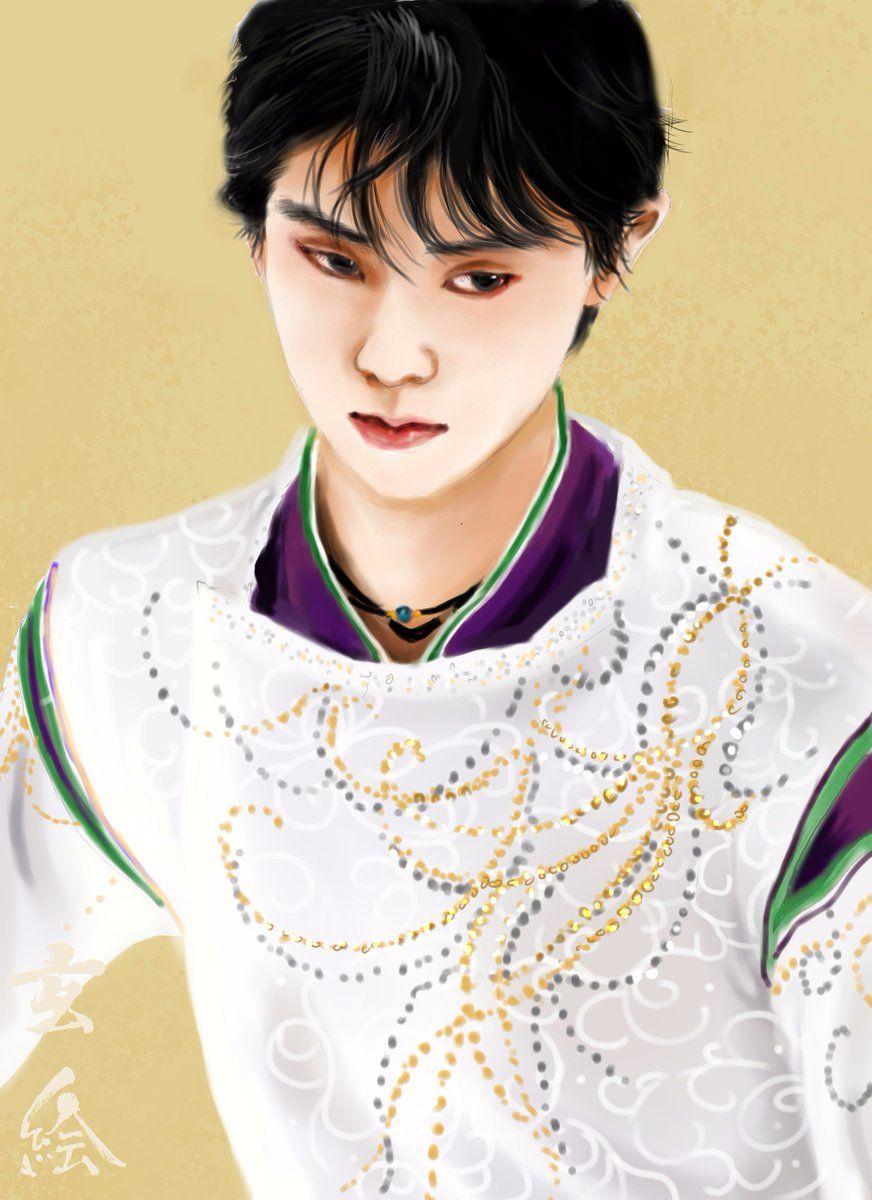 Yuzuru Hanyu Fairy (yuzuru_fairy) Твиттер Hanyu