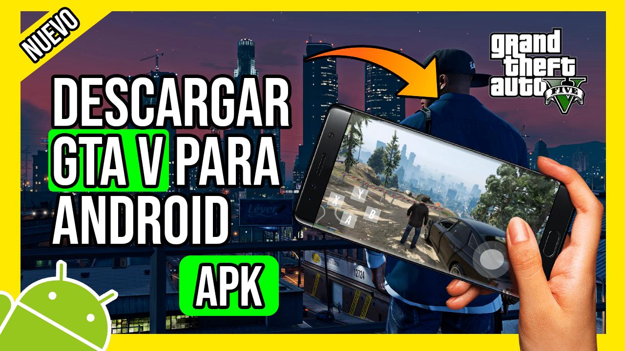 Descargar Gta V Para Android Apk Oficial Descargar Gta V Gta Emulador