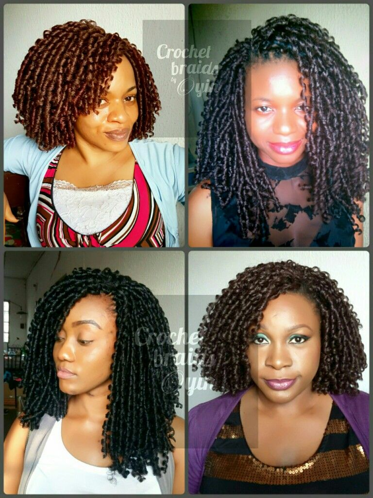 Crochet Braids With The Popular Xpression Multi Braids Braid Styles Crochet Braids Crochet Hair Styles