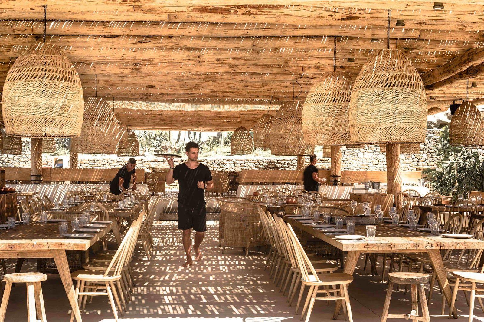 Le Scorpios A Mykonos Hotel Grece Restaurant Mykonos Exterieur Restaurant