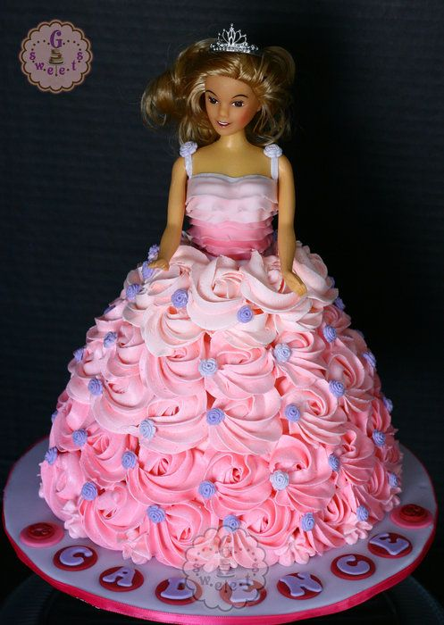 Cake Decorating Doll Picks