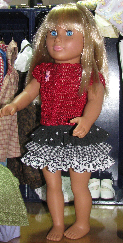 How I Made Nikki\'s 3-Ruffle Skirt OR Celebrating Passing 1000 Hits ...