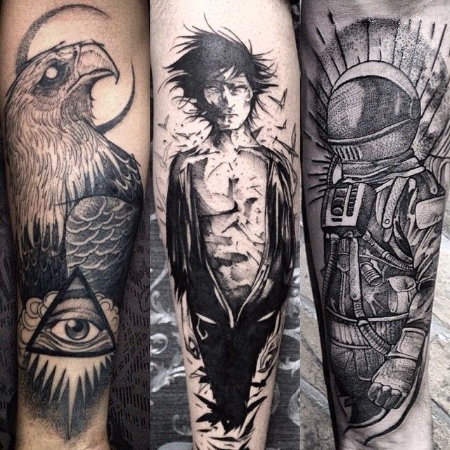 Muito a todos que curtem meu trabalho #belohorizonte #pietatattoo #blacktattooart #blackworkerssubmission #tattoo #tatuagem