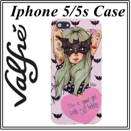 悪女な女の子! 海外最新 iphone5 5s ケース valfre 即納