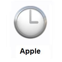 Clock Face Eleven Oclock Clock Face Emoji Clock