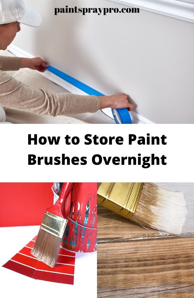 How to Clean Paint Brushes and Rollers in 2020 Paint