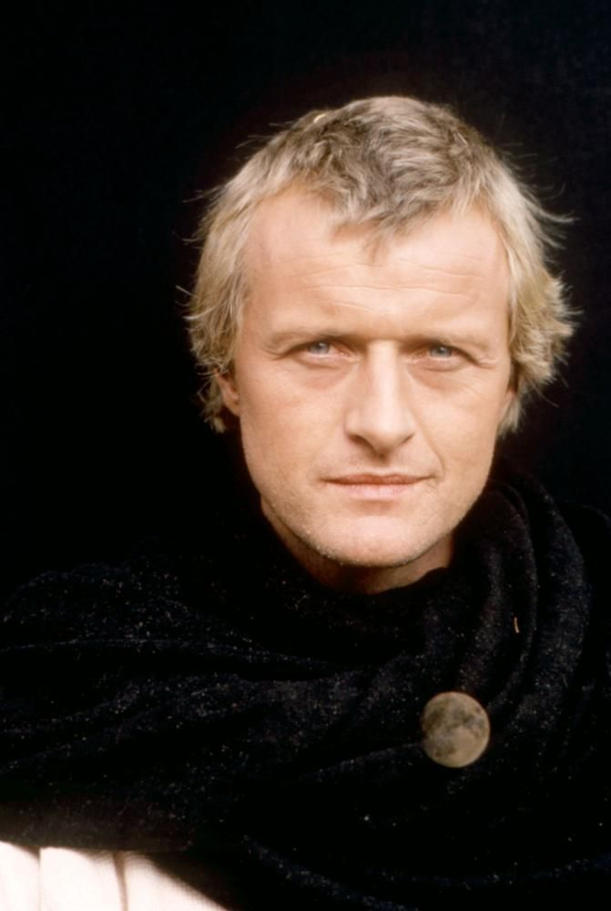 Netherlands actor Rutger Hauer photograph 4
