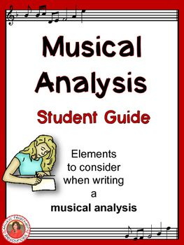 analysis of form in music.