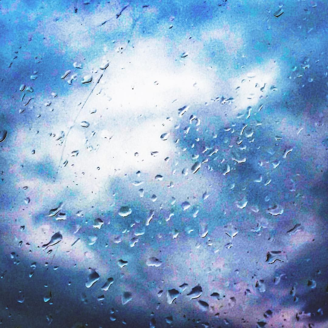 """""""What happens between us happens in silence as strong and hushed as steady rain. I've learned to feel the unsayable. I now read the sky like braille."""" ~ Victoria Erickson . .  @victoriaericksonwriter  #rain #raindrops #love #silence #sky #poetry #victoriaerickson"""