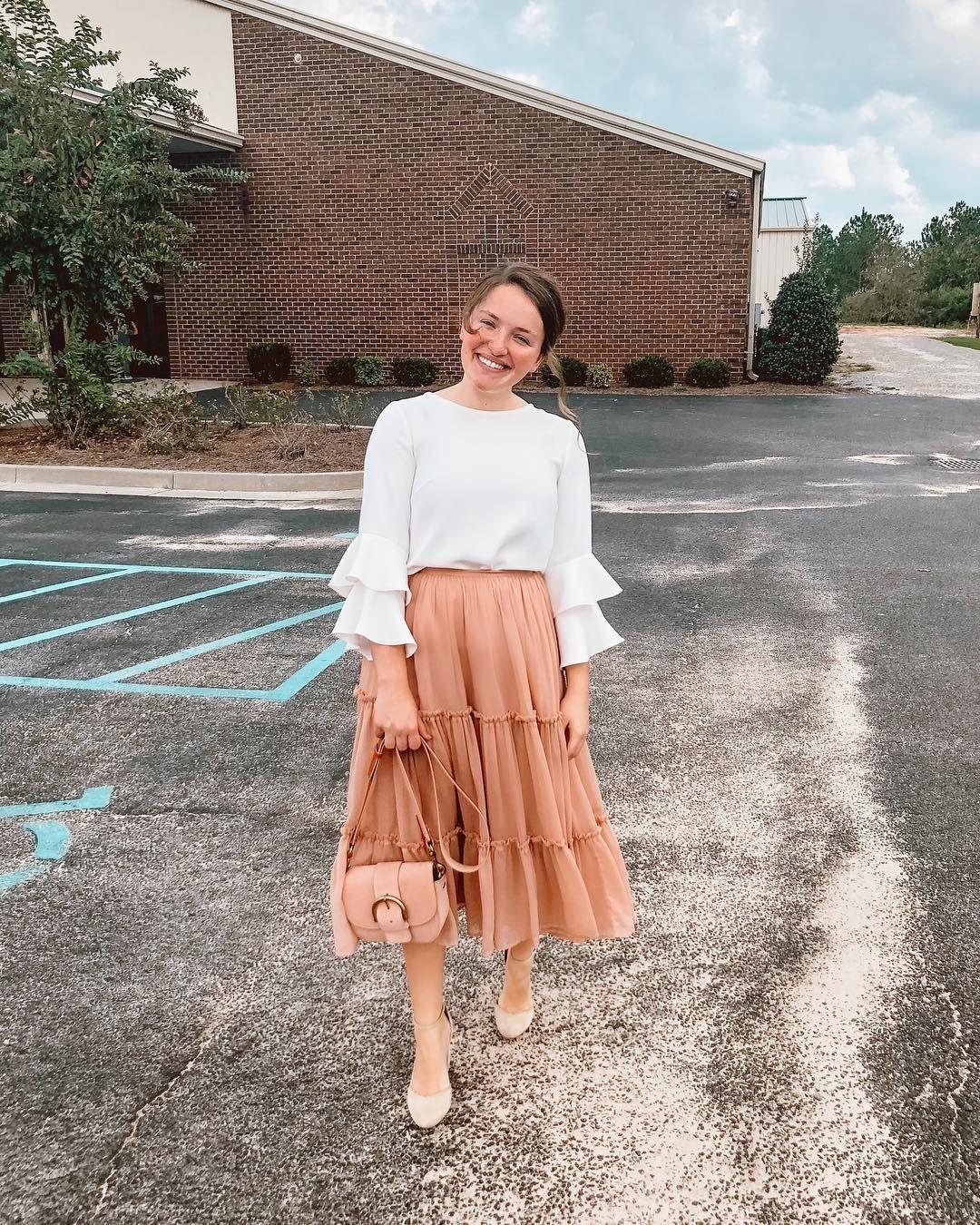 6 731 Likes 71 Comments Courtney Toliver Guthrie Courtneytoliver On Instagram Sunday S Best Dresses For Teens Sunday Outfits Prom Dresses For Teens [ 1350 x 1080 Pixel ]