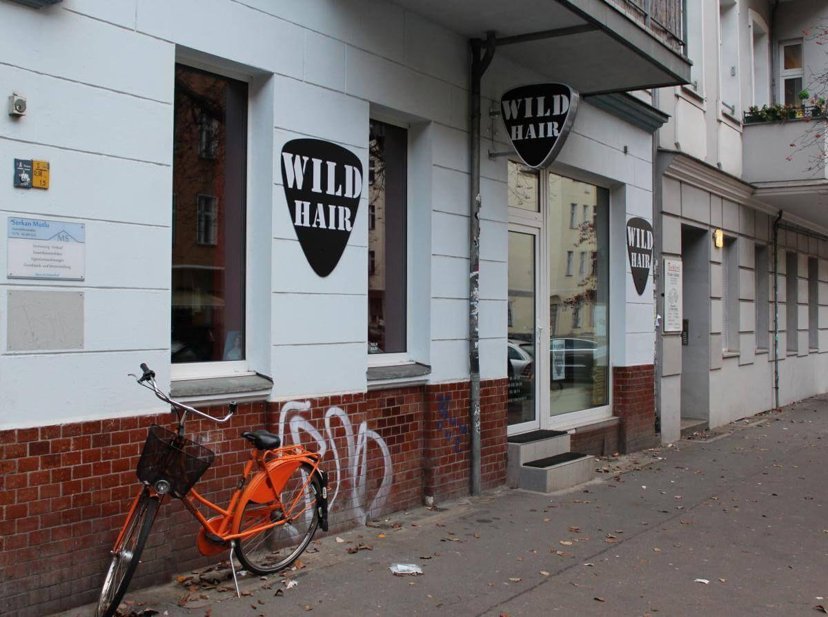 Wild Hair Friseur Berlin Wilde Frisuren Friseure