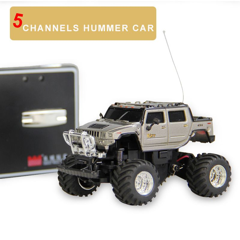Electric Remote Control Car Toy Mini Off Road Car Hummer 5ch Rc Car With Lights Off Road Vehicles Favorit Remote Control Cars Toys Rc Cars Remote Control Cars