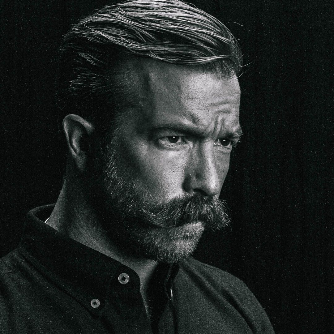 How To Get Mustache To Grow In The Middle
